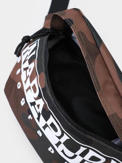 Поясна сумка Napapijri Happy Print модель NP0A4FVLF841 — фото 4 - INTERTOP