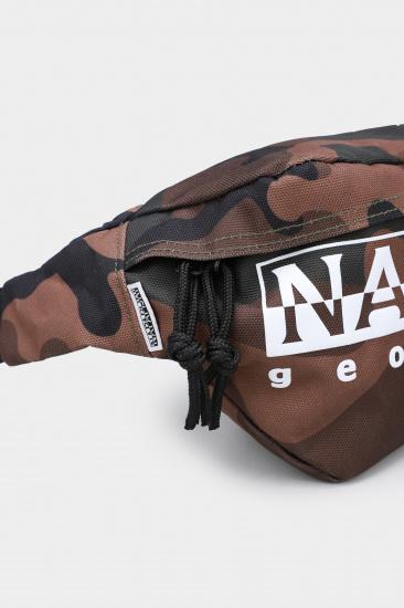 Поясна сумка Napapijri Happy Print модель NP0A4FVLF841 — фото 5 - INTERTOP