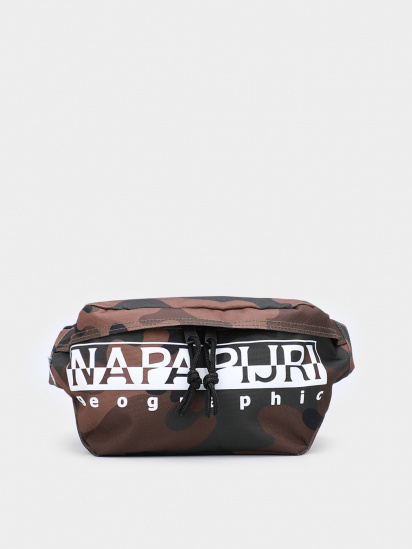 Поясна сумка Napapijri Happy Print модель NP0A4FVLF841 — фото - INTERTOP