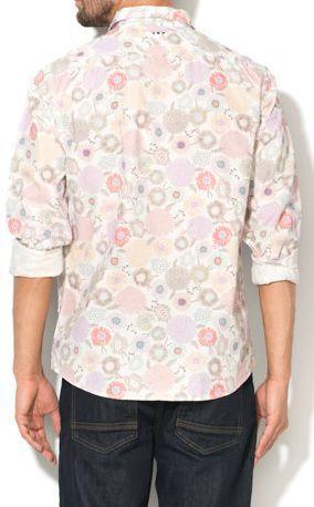 Рубашка с длинным рукавом мужские Napapijri модель ZS1015 купить, 2017