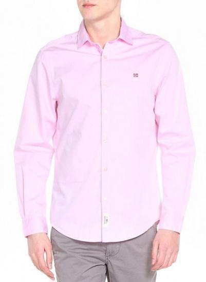 Рубашка с длинным рукавом мужские Napapijri модель N0YCSOP51 приобрести, 2017