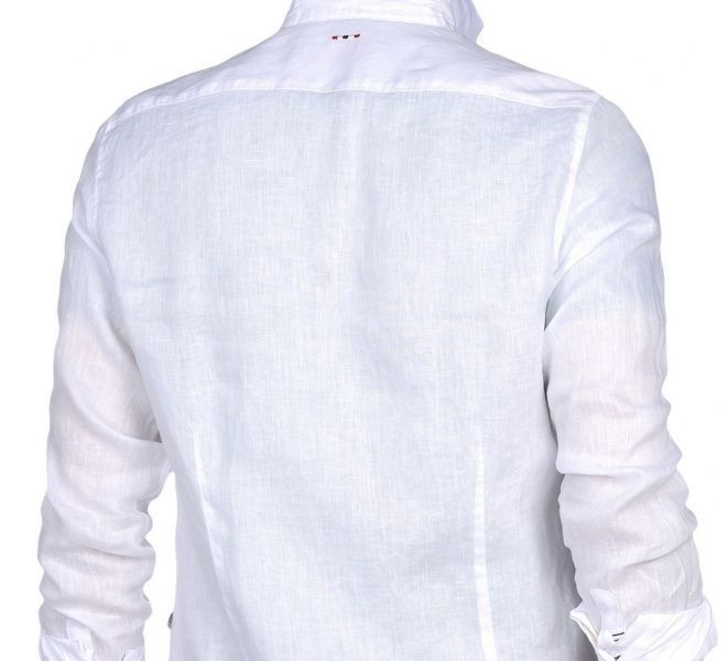 Рубашка с длинным рукавом для мужчин Napapijri GERVAS ZS1026 фото, купить, 2017