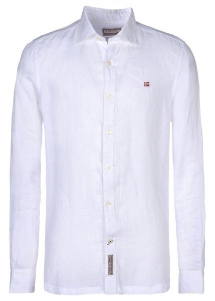 Рубашка с длинным рукавом для мужчин Napapijri GERVAS ZS1026 размеры одежды, 2017