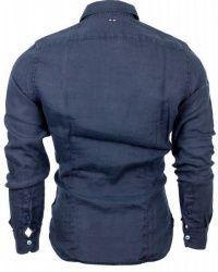 Рубашка с длинным рукавом мужские Napapijri модель ZS1028 цена, 2017