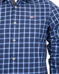 Рубашка с длинным рукавом мужские Napapijri модель ZS1136 купить, 2017