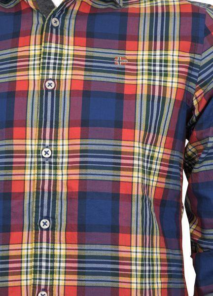 Рубашка с длинным рукавом мужские Napapijri модель ZS1137 купить, 2017