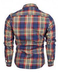 Рубашка с длинным рукавом мужские Napapijri модель ZS1137 цена, 2017