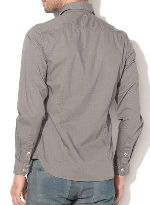 Рубашка с длинным рукавом мужские Napapijri модель ZS1138 купить, 2017