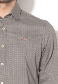 Рубашка с длинным рукавом мужские Napapijri модель ZS1138 цена, 2017