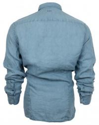 Рубашка с длинным рукавом мужские Napapijri модель N0YCSQI93 цена, 2017