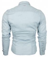Рубашка с длинным рукавом мужские Napapijri модель N0YCTLI68 цена, 2017