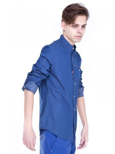 Рубашка с длинным рукавом для мужчин Napapijri ZS1305 купить, 2017