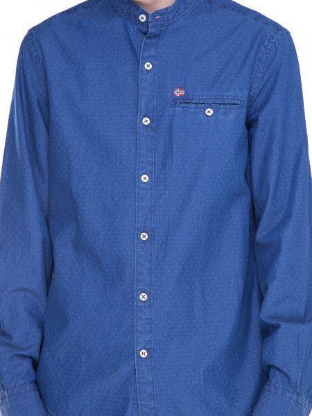 Рубашка с длинным рукавом для мужчин Napapijri ZS1305 бесплатная доставка, 2017