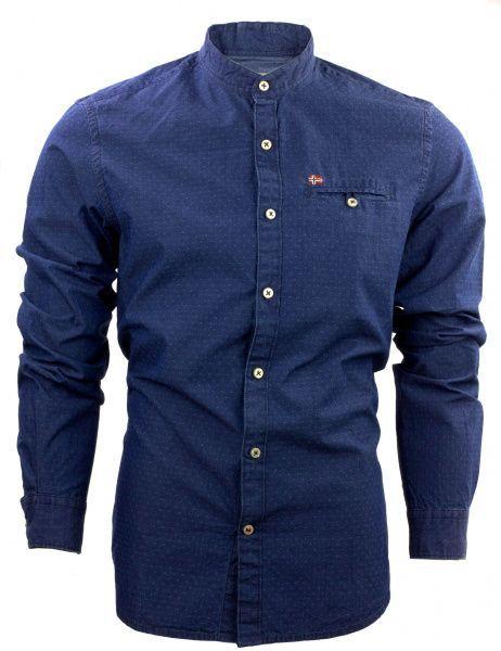 Рубашка с длинным рукавом для мужчин Napapijri ZS1305 купить в Интертоп, 2017
