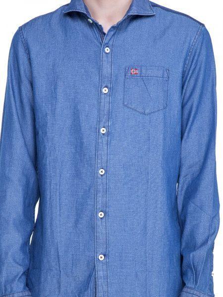 Рубашка с длинным рукавом для мужчин Napapijri ZS1400 бесплатная доставка, 2017