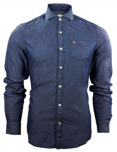 Рубашка с длинным рукавом для мужчин Napapijri ZS1400 купить в Интертоп, 2017