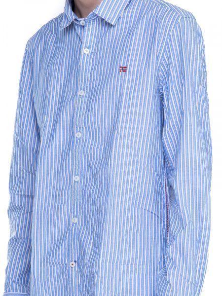Napapijri Рубашка с длинным рукавом мужские модель ZS1401 цена, 2017