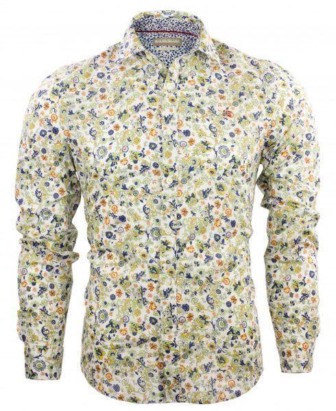 Рубашка с длинным рукавом мужские Napapijri модель ZS1403 , 2017