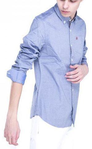 Napapijri Рубашка с длинным рукавом мужские модель ZS1404 купить, 2017