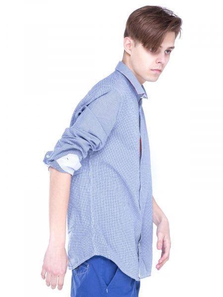 Рубашка с длинным рукавом для мужчин Napapijri ZS1407 купить, 2017