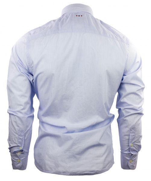 Рубашка с длинным рукавом для мужчин Napapijri ZS1408 цена одежды, 2017