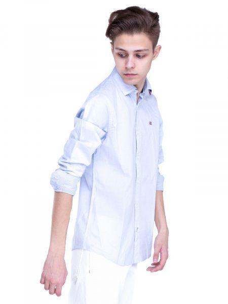 Рубашка с длинным рукавом для мужчин Napapijri ZS1408 купить, 2017