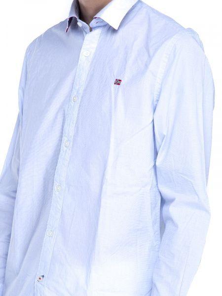 Рубашка с длинным рукавом для мужчин Napapijri ZS1408 бесплатная доставка, 2017