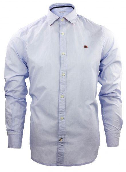Рубашка с длинным рукавом для мужчин Napapijri ZS1408 купить в Интертоп, 2017
