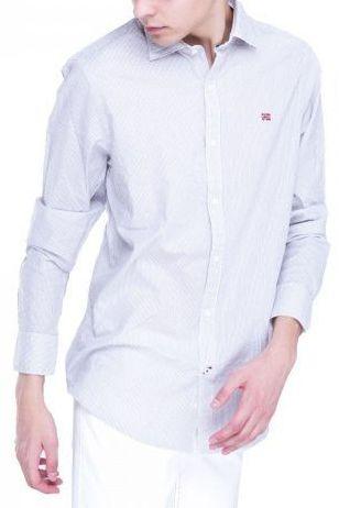 Рубашка с длинным рукавом для мужчин Napapijri ZS1409 купить в Интертоп, 2017