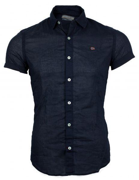 Рубашка с коротким рукавом мужские Napapijri модель ZS1413 цена, 2017