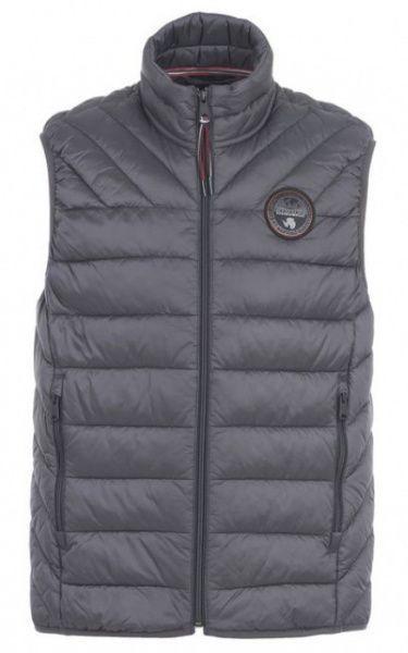 Купить Жилет мужские модель ZS1524, Napapijri, Серый