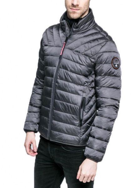 Купить Куртка мужские модель ZS1528, Napapijri, Серый