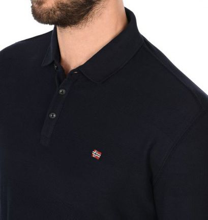 Поло мужские Napapijri модель N0YGQO176 , 2017
