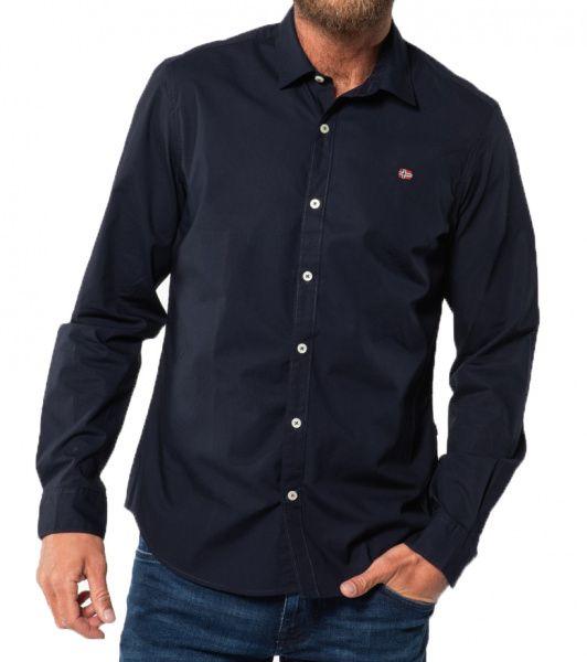 Рубашка с длинным рукавом мужские Napapijri модель ZS1570 , 2017
