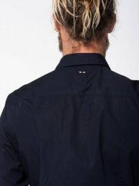 Рубашка с длинным рукавом мужские Napapijri модель ZS1570 купить, 2017
