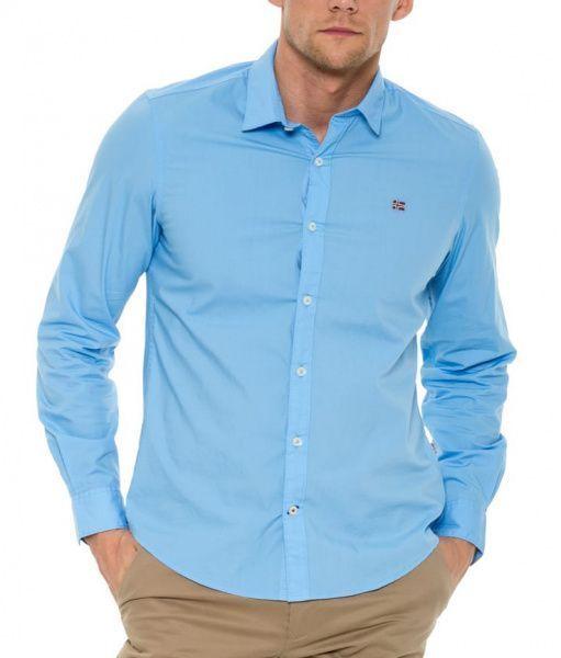 Рубашка с длинным рукавом мужские Napapijri модель ZS1571 , 2017