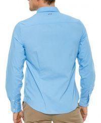 Рубашка с длинным рукавом мужские Napapijri модель ZS1571 цена, 2017