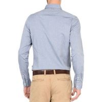 Рубашка с длинным рукавом мужские Napapijri модель ZS1580 купить, 2017