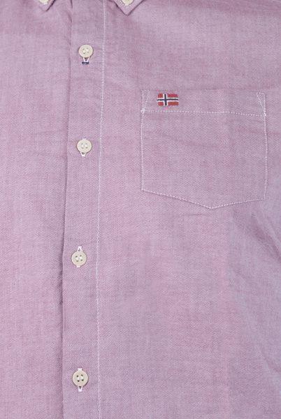 Рубашка с длинным рукавом мужские Napapijri модель ZS1581 цена, 2017