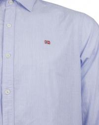 Рубашка мужские Napapijri модель N0YHELS11 цена, 2017
