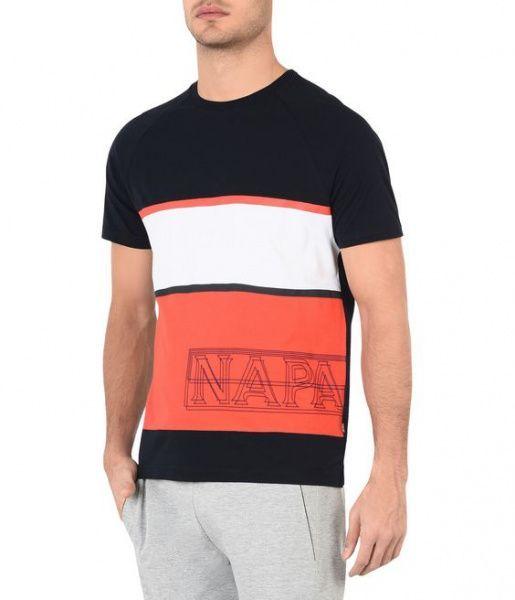 Футболка для мужчин Napapijri ZS1734 цена одежды, 2017