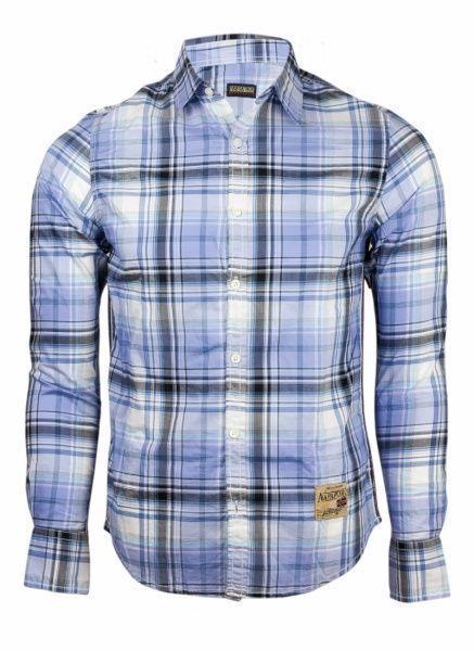 Рубашка мужские Napapijri модель ZS179 купить, 2017