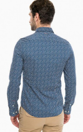 Рубашка с длинным рукавом мужские Napapijri модель N0YHE8F24 характеристики, 2017