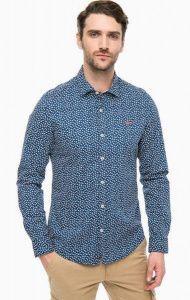 Рубашка с длинным рукавом мужские Napapijri модель ZS1791 цена, 2017