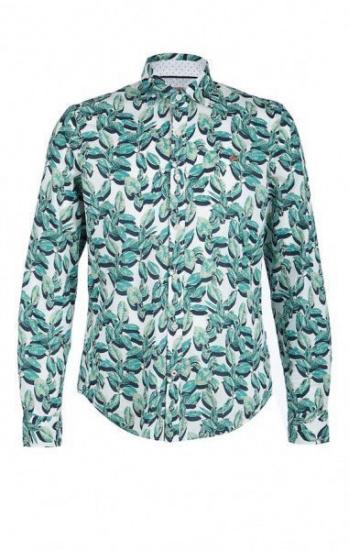 Рубашка мужские Napapijri модель N0YHE8F42 качество, 2017