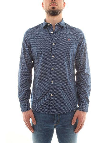 Рубашка мужские Napapijri модель N0YHE8F66 качество, 2017