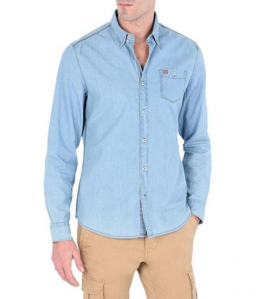 Рубашка с длинным рукавом мужские Napapijri модель N0YHEAM16 отзывы, 2017
