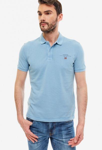 Рубашка с длинным рукавом мужские Napapijri модель N0YHEENB1 цена, 2017