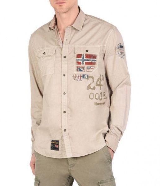 Рубашка с длинным рукавом мужские Napapijri модель N0YHEENB1 качество, 2017
