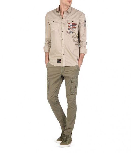 Рубашка с длинным рукавом мужские Napapijri модель N0YHEENB1 отзывы, 2017